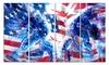 Groupon Goods: Hockey USA Goalie Metal Wall Art