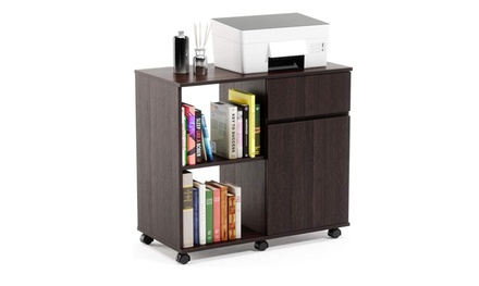 Wood File Cabinets for Home Office Furniture Storage