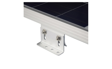 Renogy Solar Panel Mounting Curved Z Bracket - Set of 4 photo