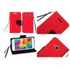 Insten Leather Wallet Case For Samsung Galaxy Core Prime/prevail Red