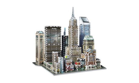 Wrebbit - 2010 Midtown East New York 3D Puzzle 59204cb0-cace-4c69-850b-d7187d7e826f