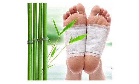 20-Pack: As Seen On TV Kinoki Foot Detox Patches