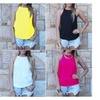 Summer Loose Casual Sleeveless Vest Shirt