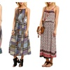 Think It Out Halter Bohemian Dress