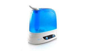 Ultrasonic Humidifier with Built-In Night Light