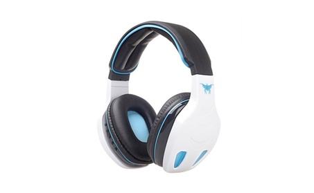 New VersionTech Stereo Over Ear Gaming PC Headset -Wireless Headphone 1237fe9d-4f1d-4b19-b78e-9de4a0b1d468