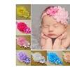 10PC Kid Girl Baby Toddler Infant Flower Headband Hair