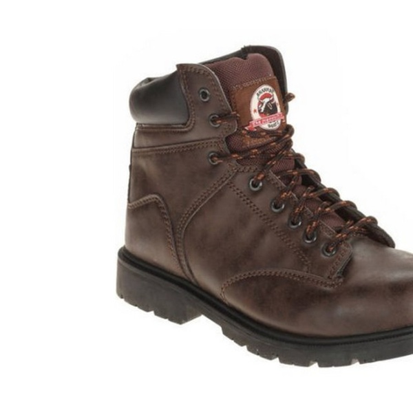 8bc1f8c3e77 Brahma Men's Raid Steel Toe Work Boot