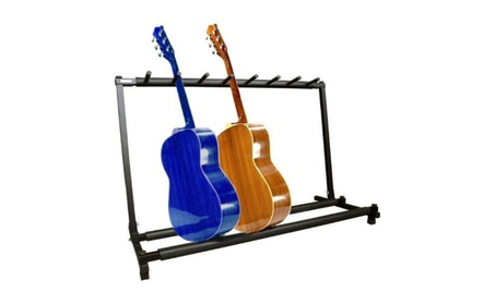 Vizcaya Guitar Stand 7 Holder Folding Rack Band Stage Bass Acoustic a9dfa1c0-54c8-4ab6-a531-b7394e05eff2