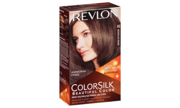 Revlon Colorsilk Hair Color Ings 551774 Beautiful 05 Ultra Light Ash Blonde 1 Ea
