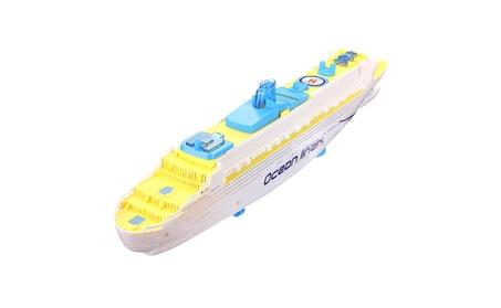 Ocean Liner Ship Boat Electric Toy Flash LED Lights Sounds Kid Gift 94ed94f9-01e3-481e-9cb9-7dc0535b3263