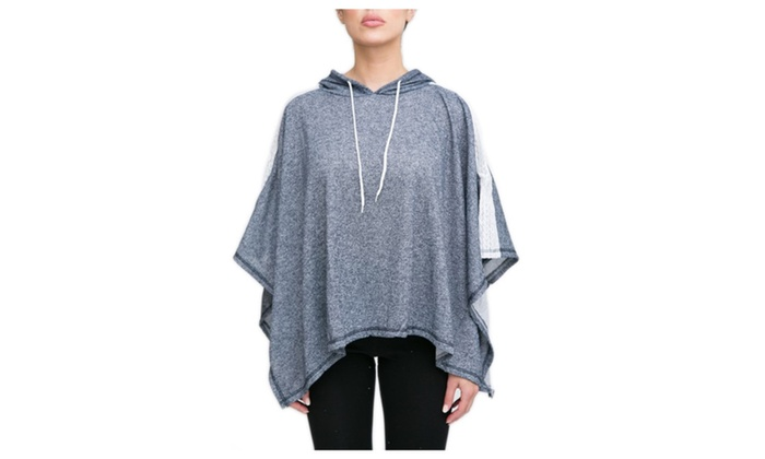 8f213a147a Riviera Women s Hooded Poncho