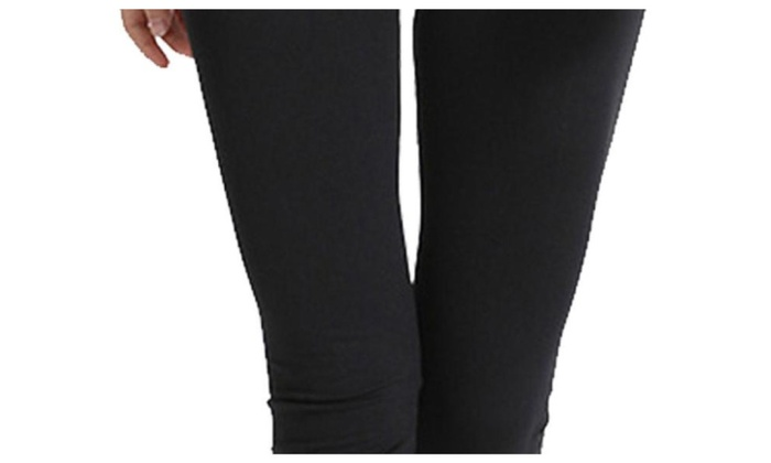 Women's Capri Slim Fit Solid Skinny Fitness Clothing Pants