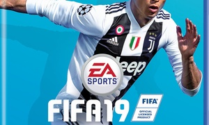 FIFA 19 for PlayStation 4, Xbox One or Nintendo Switch