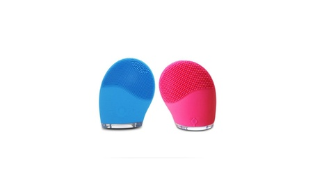 Silicone Electric Facial Cleansing Brush Natural Rechargeable 3028a461-cd70-430a-a4e9-6885f4cab2bd