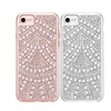 Insten 3D Rhinestone Diamond Bling Hard Snap-in Case For iPhone 7/8