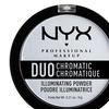 Nyx Duo Chromatic Illuminating Powder (5shade)