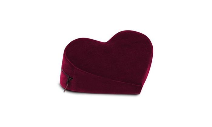 Prime Liberator Heart Wedge Positioning Pillow Groupon Caraccident5 Cool Chair Designs And Ideas Caraccident5Info