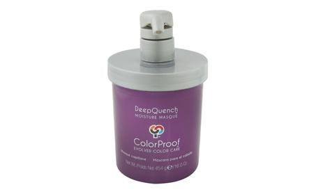 DeepQuench Moisture Masque by ColorProof for Unisex - 16 oz Masque 3de4a191-4b12-4460-848b-5b8da158a61e