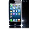 Insten For Apple Iphone Se 5 Tpu Gel Case Black