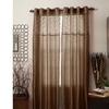 Lavish Home Monica Curtain Panel Pair