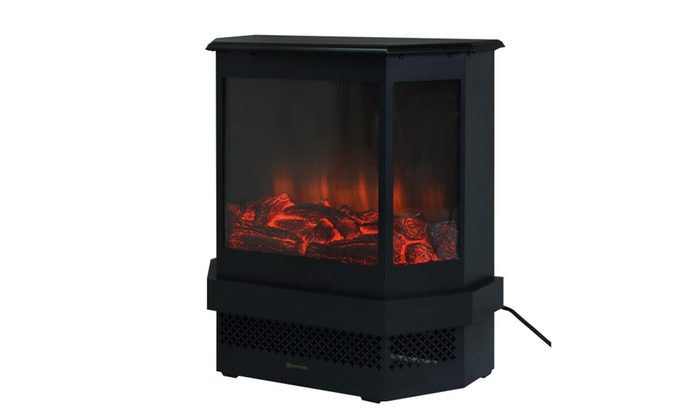 "Electric Fireplace Heater - 23"" 1500W"