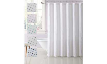 Image Placeholder For Laura Hart Kids Dot Shower Curtains