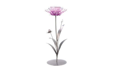 Pink Lotus Tealight Candle Holder
