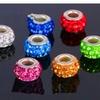 18 pcs 12mm Crystal Beads