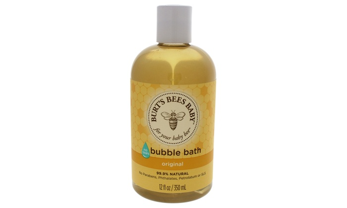 Burt S Bees Bubble Bath Body Wash
