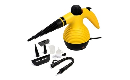 Multifunction Portable Steamer Household Steam Cleaner w/ Attachments