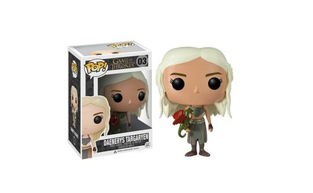 DAENERYS TARGARYEN Game of Thrones PVC Action Figure Children Toy Doll af859b9e-2a2b-4981-a576-de35470ec41d