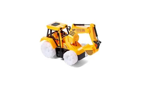 Super Construction Bulldozer Battery Operated Kid's Bump and Go Toy 5b260af9-1e9a-40e8-8529-c9cd5ac858aa