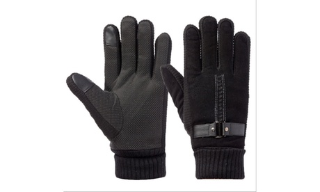 Waterproof Unisex Winter Ski Warm Gloves For Motorcycle, Driving 04d80afd-3eec-48c9-a78d-bd497f1cf85b