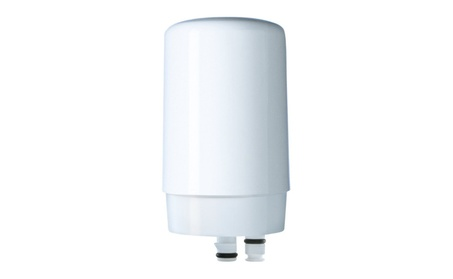 Brita On Tap Basic Water Faucet Filtration System Filter, White 154dc89a-f651-419a-be5b-86e625d4c952