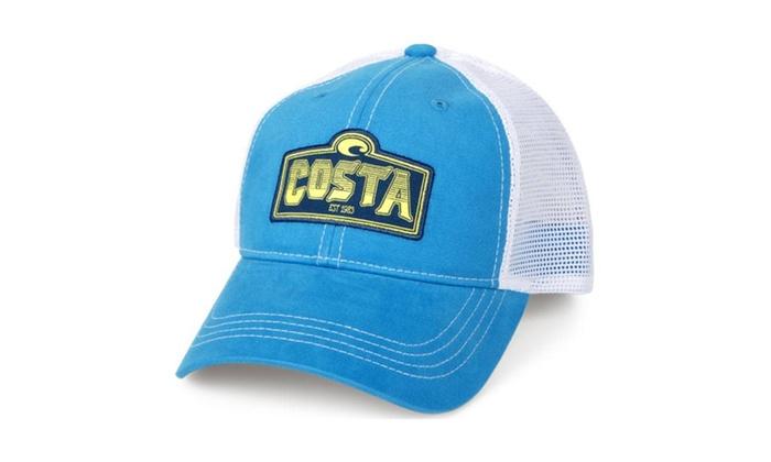 6a2b80ebd85c Costa Del Mar HA 46B Cape Mesh Trucker Hat | Groupon