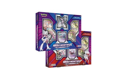 Pokemon America PKU80061 Mega Mewtwo X Plus Y Collection Figure ab869c63-00a9-42aa-97bf-0c0790029257