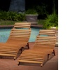 Lisbon Chaise Lounge Chair (1- or 2-Pack)