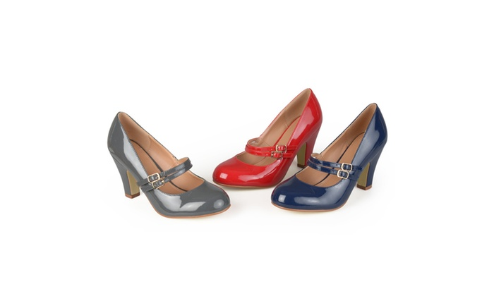 Journee Collection Womens Mary Jane Pumps