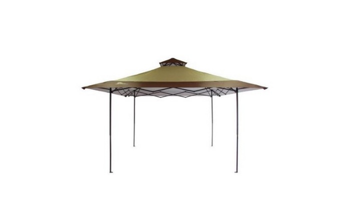 13x13ft Pop Up Canopy Tent With Wind Vent Top