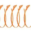 Plastic Drain Dredge Pipe Sewer Cleaner Utensilios Pipeline Dredge