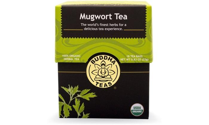 Buddha Teas Mugwort Tea (18 bags)