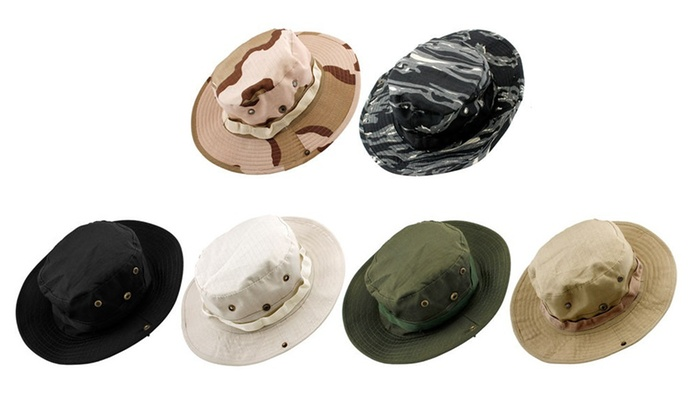 185f00ea067 Up To 83% Off on Bucket Hat Boonie Hunting Fis...
