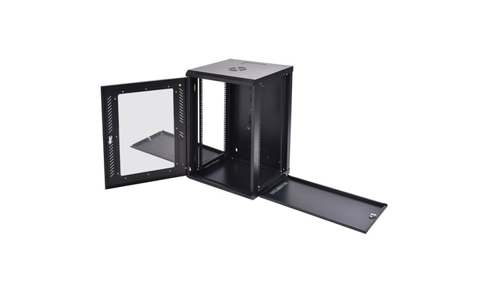 Up To 42% Off on 18U Wall Mount Network Server    | Groupon