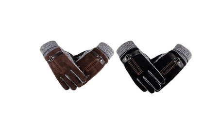 Waterproof Men's Women' Winter Ski Warm Gloves Motorcycle Driving 78c20017-7a8a-4ee2-b875-cee59c66ea39