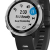 Garmin Forerunner 645 Music, GPS Running Watch, Black Band