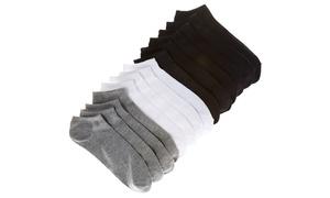 Men's Everlast No-Show Athletic Socks (14-Pack)