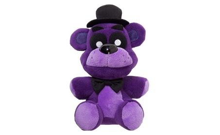 Funko Five Nights at Freddy's Shadow Freddy Plush, Purple 397cbaf9-e9af-420a-9432-4df71bf98da8