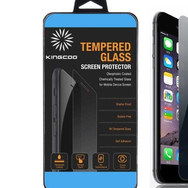 on sale f100b 77088 iPhone 6 Plus Privacy Screen Protector Anti-Spy Tempered Glass Screen Guard