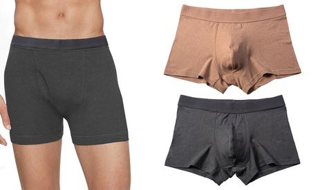 Men's Underwear 2 pack Cotton Briefs, Boxers, Boxer Briefs